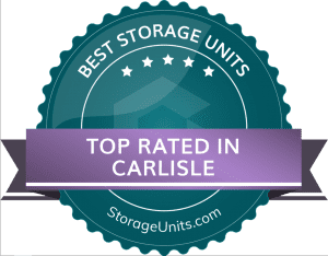 The Best Storage Units in Carlisle PA
